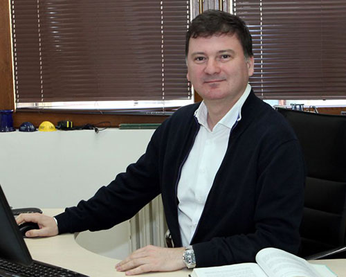 Prof. Goran Vujić, executive director of Serbian Solid Waste Association (SeSWA)